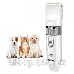 Машинка для стрижки животных Gemei GM 634