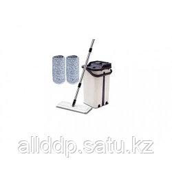 Швабра-лентяйка с отжимом Mop scratch WM-18