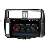 """Автомагнитола штатная Toyota Prado 150 2010-2013 (10"""") +CAN Android 10.1 (4/32)"""