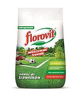 Минеральное удобрение для газонов с большим содержанием железа 5 кг FLOROVIT