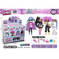 Кукла Lol-ОМО сюрприз 2-го поколения (LK1026)