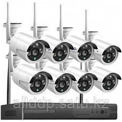 Комплект видеонаблюдения (8 камер) без монитора Wifi kit
