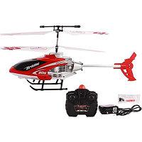 Вертолет из АБС-пластика с дистанционным управлением по радио TFPS с небьющимися лопастями (многоцветный)
