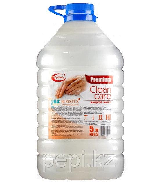 "Жидкое мыло ""Clean care"" Oxima 5 л."