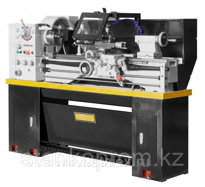 Станок токарно-винторезный STALEX C0632D/1000