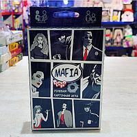 Ролевая карточная игра Мафия. Количество игроков 6+