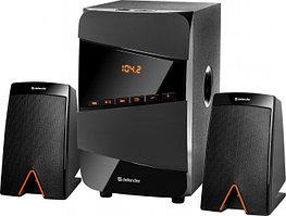 Компактная акустика 2.1 Defender X361 черный
