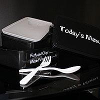 Контейнер для еды «Тройной», фото 1