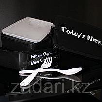 Контейнер для еды «Тройной»