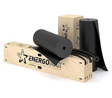Теплоизоляция Трубка Energomax 09 x 54  Россия