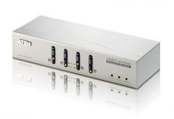 VS0204-AT-G — 2x4-портовый VGA матричный видеопереключатель (Matrix video switch)