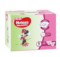 Подгузники Huggies Ultra Comfort 5 (12-22kg) 105 штук!