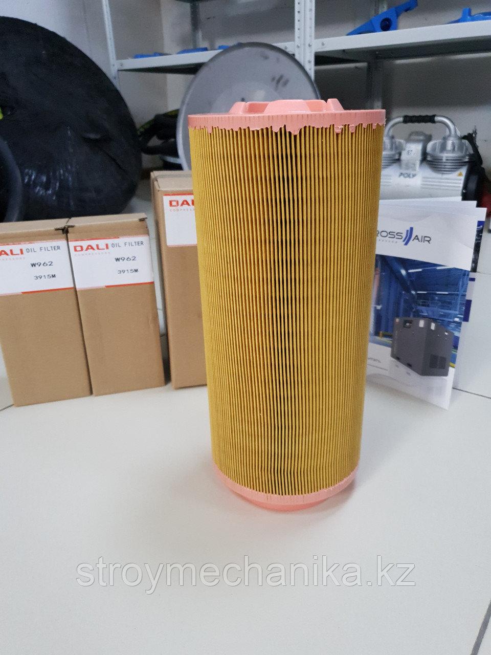 Фильтр воздушный для винтового компрессора 30 кВт, 37 кВт Dali, Crossair