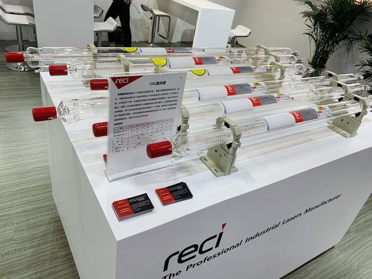 Лазерная трубка Reci 100W W2