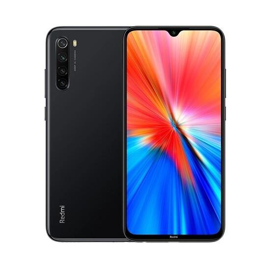 Xiaomi Redmi Note 8 2021 4/128Gb Black