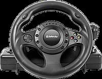 Руль Defender Forsage Drift GT Vibration 12 кнопок USB PC/PS3