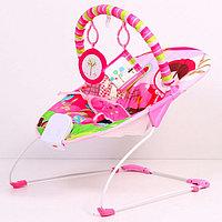 Шезлонг детский La-di-da BR4A-B90034 розовый