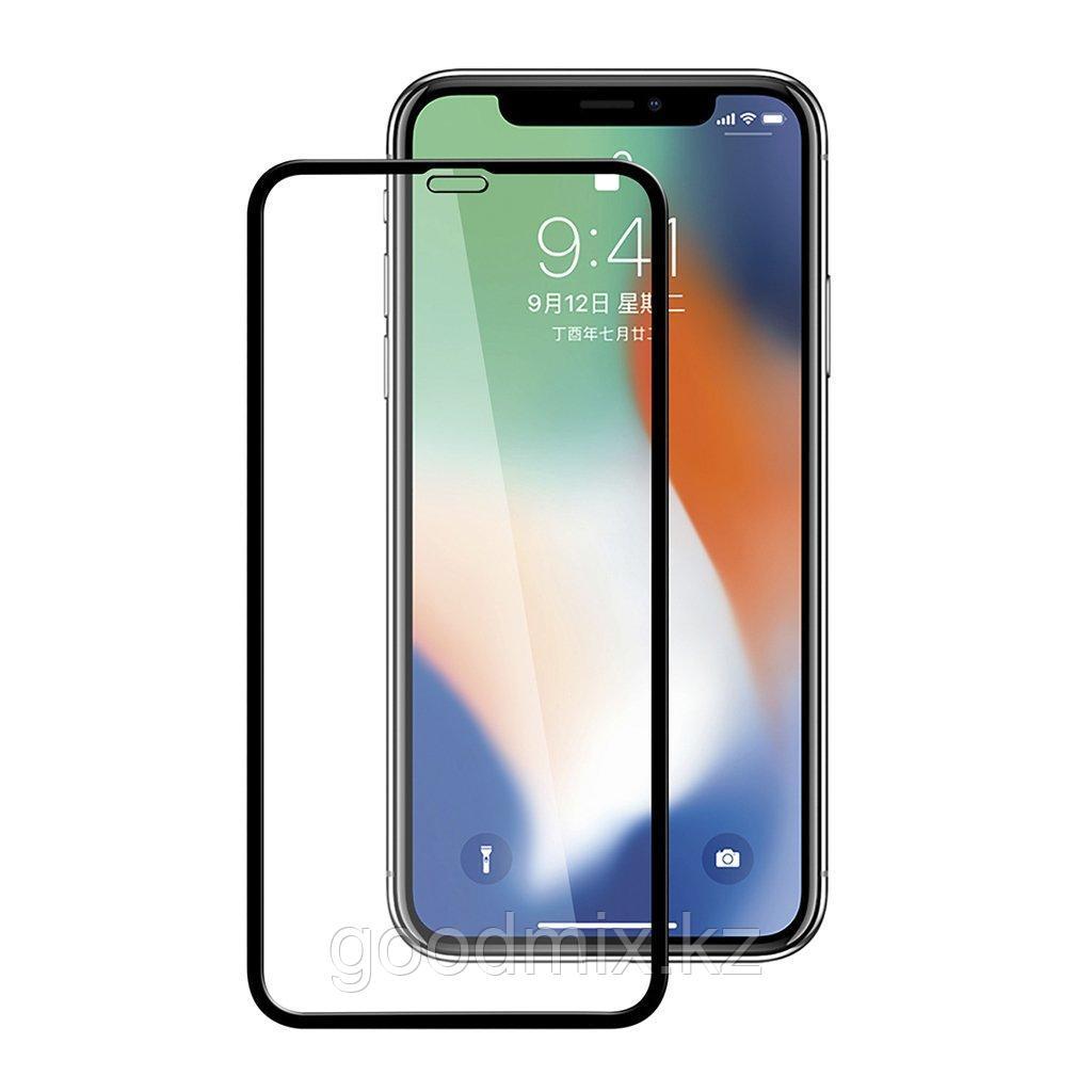 Защитное стекло 18D для iPhone XR