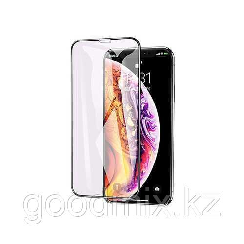 Защитное стекло 18D для iPhone XS