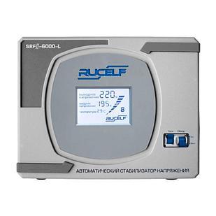 Полочный стабилизатор напряжения RUCELF релейный SRF II-6000-L