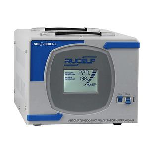 Полочный стабилизатор напряжения RUCELF релейный SRF II-9000-L