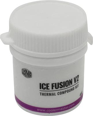 Термопаста Cooler Master ICE Fusion V2, 40 г, Gray