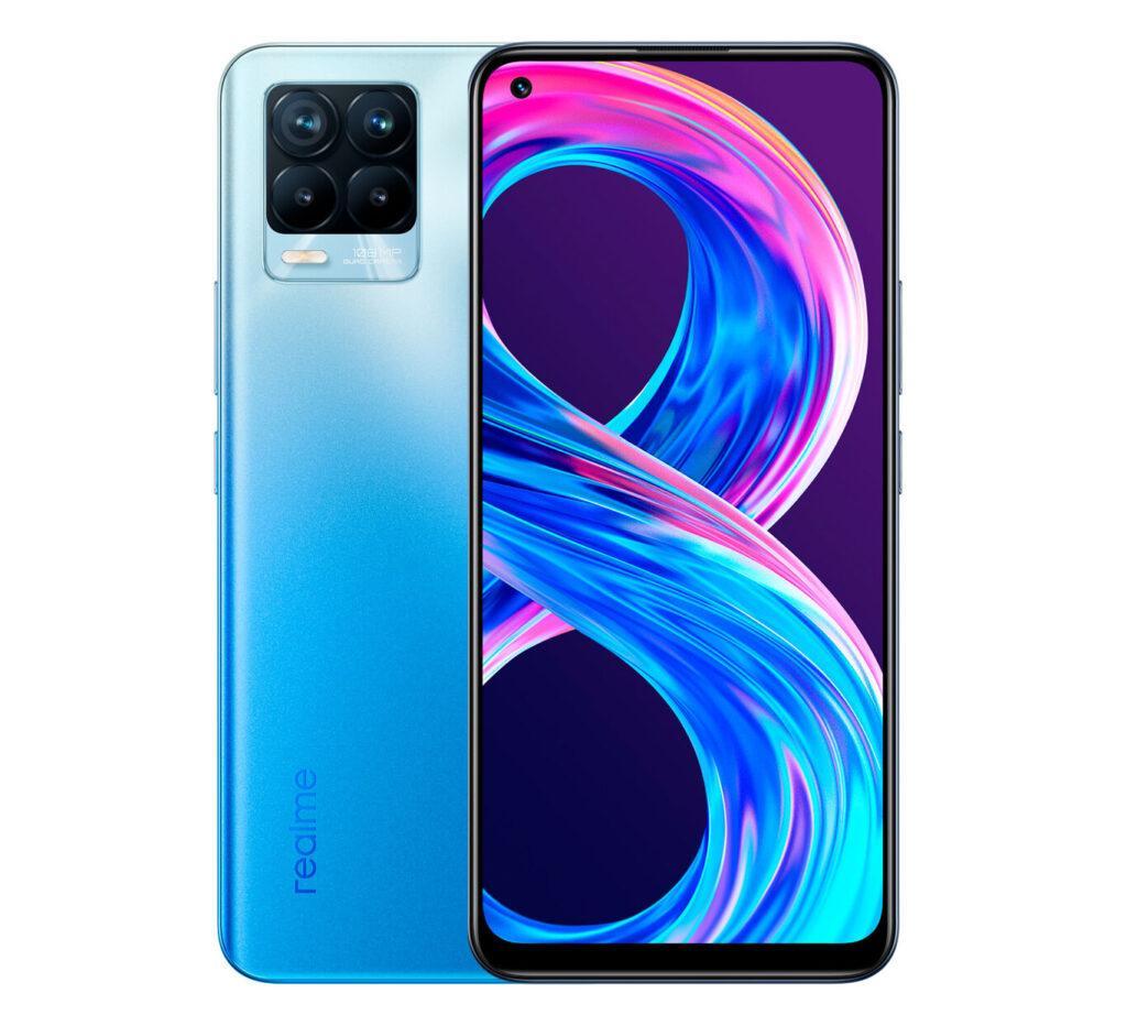 Realme 8 Pro 6/128Gb Blue