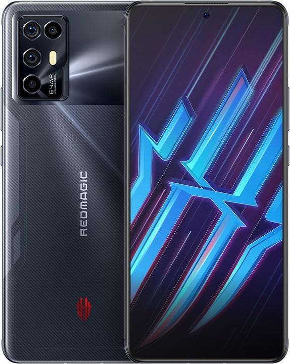 ZTE Nubia Red Magic 6R 8/128Gb 5G Black