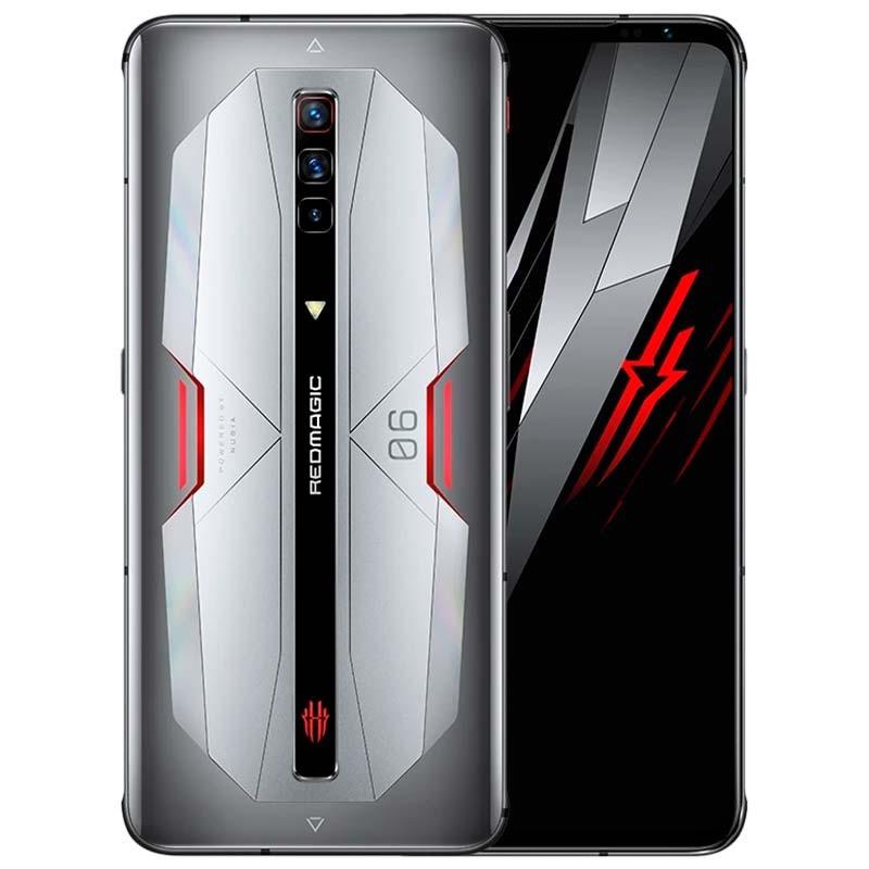ZTE Nubia Red Magic 6 pro 16/256Gb 5G Silver