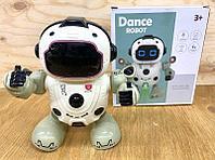 6678-8 Dance Robot Робот на батарейках свет,муз,движение 19*17см