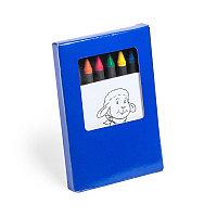 Набор для раскрашивания YISUS BLUE, синий, , 345203