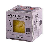 Аромакубики ЛИМОН (8шт), Желтый, -, 32601 lemon