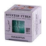 Аромакубики ЭВКАЛИПТ (8шт), Зеленый, -, 32601 eucalyptus