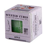 Аромакубики ЯБЛОКО (8шт), Зеленый, -, 32601 apple