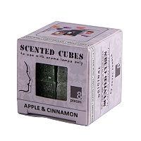 Аромакубики ЯБЛОКО и КОРИЦА (8шт), Зеленый, -, 32601 apple cinnamon