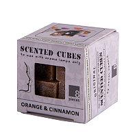 Аромакубики АПЕЛЬСИН и КОРИЦА (8шт), Коричневый, -, 32601 orange cinnamon