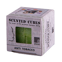 Аромакубики АНТИТАБАК (8шт), Светло-зелёный, -, 32601 anti_tobacco