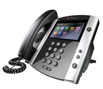 IP телефон VVX 600 (Microsoft Skype for Business/Lync edition)