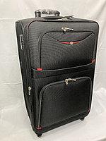 """Большой дорожный чемодан на 4-х колесах """" WENGER"""".Высота 77 см, ширина 45 см, глубина 30 см., фото 1"""