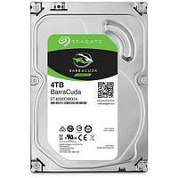 "Жесткий диск HDD 4Tb Seagate Barracuda ST4000DM004, 3.5"", 256Mb, SATA III"