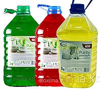 """Средство для мытья посуды """"PURITY PRO"""" Premium, OXIMA , ПЭТ 5л"""