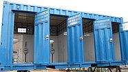 Туалет из 20 футового контейнера, фото 6