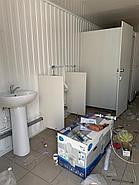 Туалет из 20 футового контейнера, фото 4