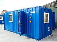 Столовая из контейнера 20 футового, фото 9