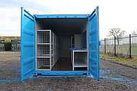 Склад из контейнера 20 футов