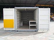 Склад из контейнера 20 футов, фото 3