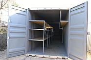 Склад из контейнера 20 футов, фото 5