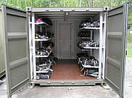 Склад из контейнера 20 футов, фото 6