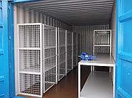 Склад из контейнера 20 футов, фото 4