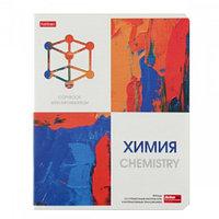 Тетрадь предметная 48л А5 клетка -Ярко стильно- Химия Hatber